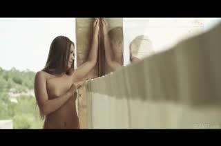 Alessandra Jane романтично отсосала и подставила дырочку