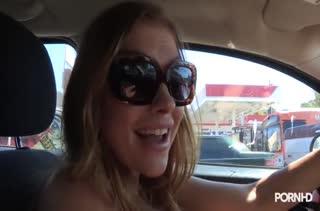 Dana Vespoli снимает с хахолем домашнее порно