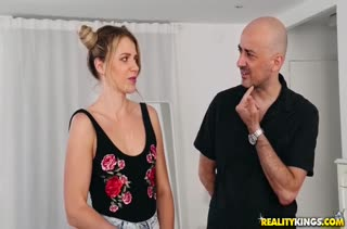 Семейная парочка показала свои порно умения