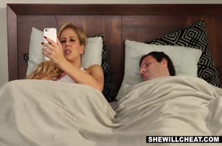 Cherie DeVille изменяет мужу с обладателем большого члена